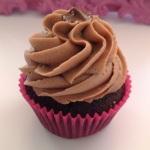 Nutella Cupcake