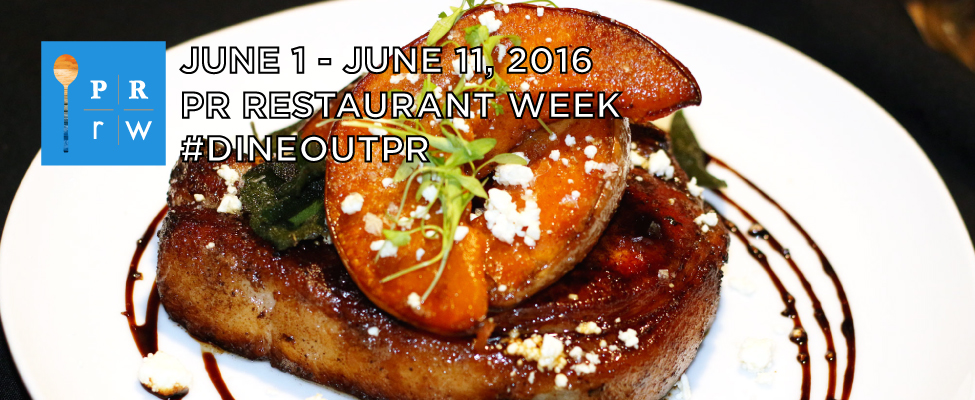 By PR Restaurant Week